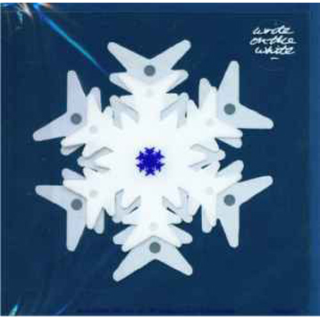 Cool Creations Naked Snowflake Card