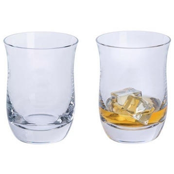 The Rumbler Pair Rum Tumbler Glasses (PAIR)