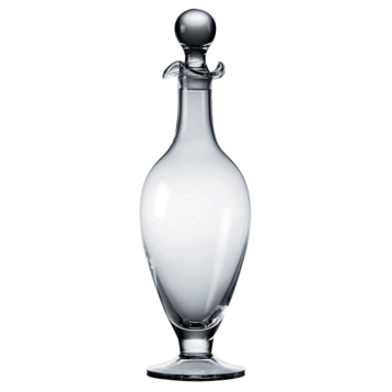 Rachael Footed Decanter