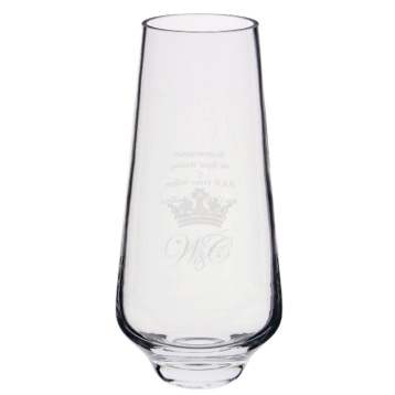 Royal Wedding Celebration Vase