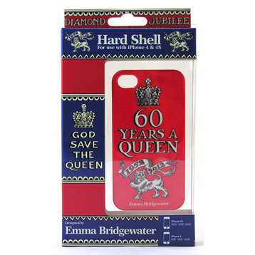 Diamond Jubilee Hard Shell iPhone Cover