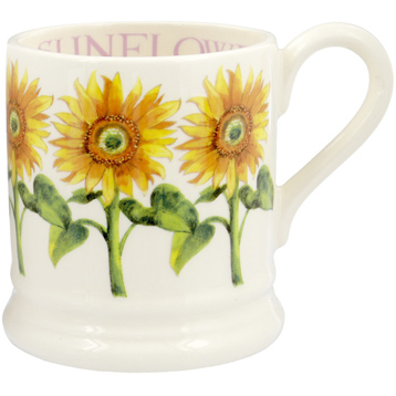 Sunflower ½ Pint Mug