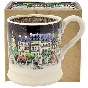 Paris ½ Pint Mug