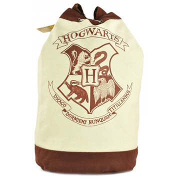 Harry Potter Duffle Bag (Hogwarts Crest)