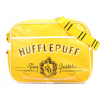 Hufflepuff Crest Retro Bag