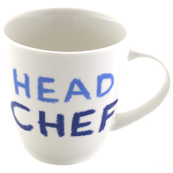 Head Chef Mug 350ml