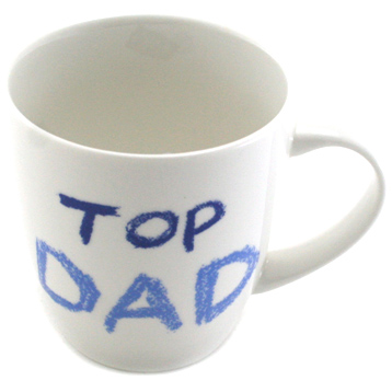 Top Dad Mug 350ml