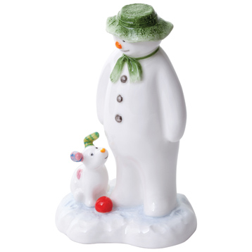 John Beswick The Snowman And The Snowdog