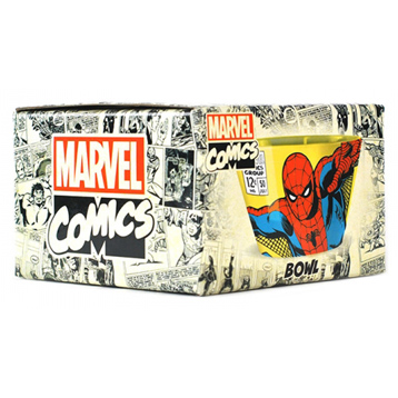 Marvel Spiderman Ceramic Bowl (Boxed)