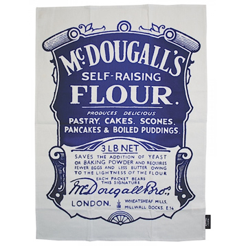 Self Raising Flour Tea Towel