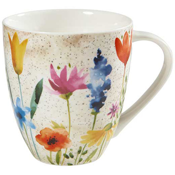 Aquarelle Bloom Crush Mug
