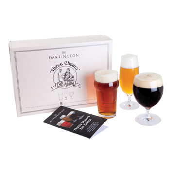Three Cheers For Beers Gift Set
